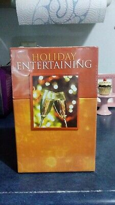 HOLIDAY ENTERTAINING CHRISTMAS 4 CD SET CROSBY AUTRY BRAND NEW AND SEALED Holiday Entertaining Set