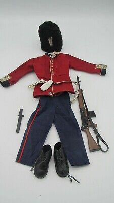 Vintage Action Man Uniform 1970 GRENADIER GUARD - COMPLETE