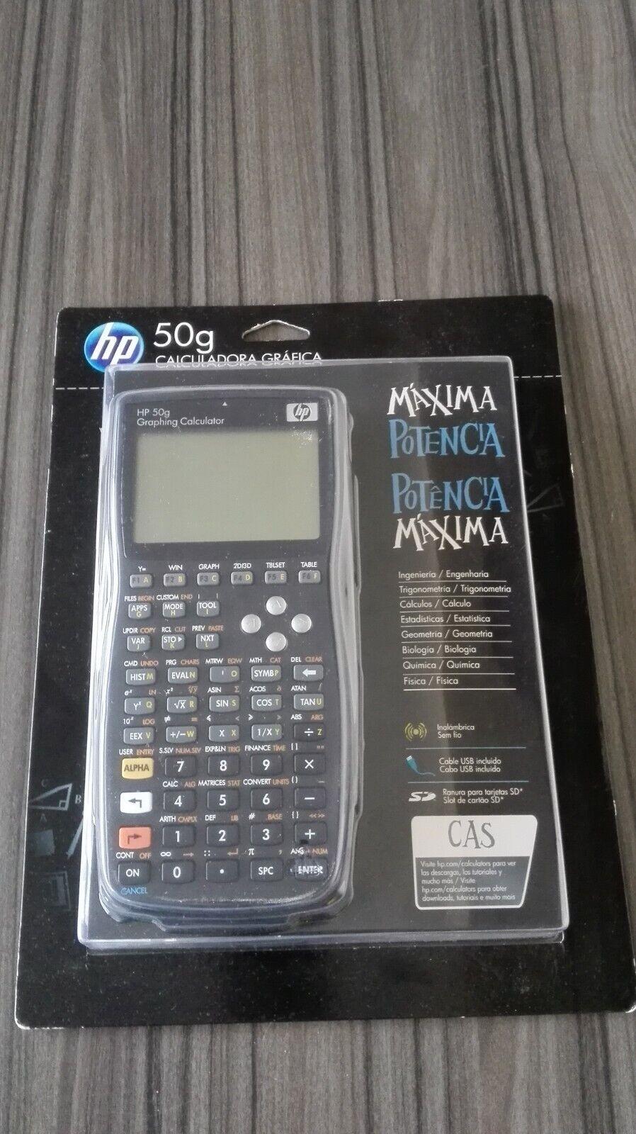 HEW50G - HP 50G Graphing Calculator