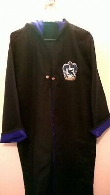 Children/ adult Wizard Costume Cloak Harry Hermione Halloween Cosplay Robs all S - Hermione Costume Adult