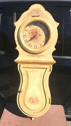 Large Pulaski Furninture Oriental Treasures Wall Clock 42 x 27 32 pounds
