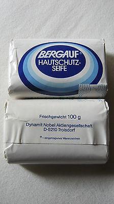 """Hautschutzseife 100g """"Bergauf"""" der RAG Ruhrkohle Bergbau Zeche"""