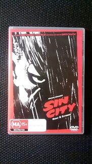Sin City: Recut and Extended 2DVD Dulwich Hill Marrickville Area Preview