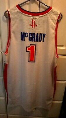 Rare Vintage Reebok NBA 2005 West All Star Houston Rockets Tracy McGrady Jersey