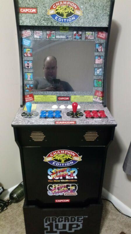 Street fighter 2 Arcade 1up Pandora Box 9D