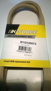 Deck/Blade Belt- John Deere/Sabre GX20072, GY20570, L100, L108, L110, L111, L105
