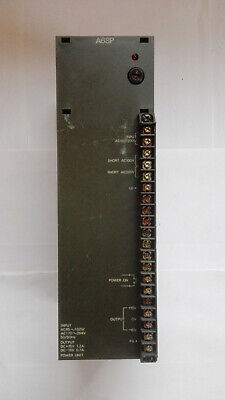 Mitsubishi Melsec power supply Typ: A68P ( 312 ) guter Zustand