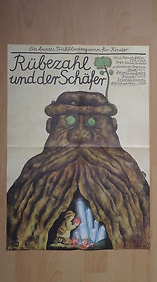 D123 DDR KINOPLAKAT R BEZAHL UND DER SCH FER 1983