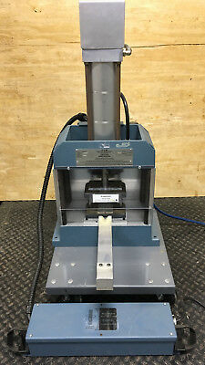 Janesville Tool Tooling A-5453 Pneumatic 3 Stage Pneumatic Arbor Press 4500psi