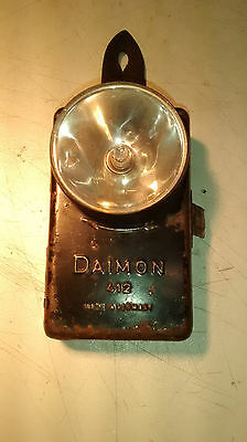 Taschenlampe Flachbatterie DAIMON 412
