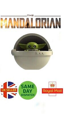 Baby Yoda Cot Lego The Mandalorian Mini Figure Star Wars The Baby UK Seller