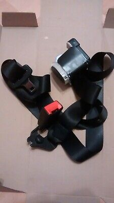 Ford Focus Mk2 2004-2011 Seat Belt - Centre Rear Middle(3-point) 4M51 A611b68 BE