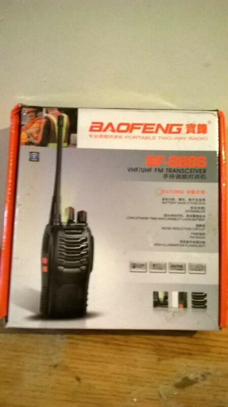 Baofeng+BF-888S+Walkie+Talkie+-+1+Piece+-+1500mAh+battery