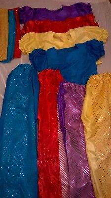 Adults Alibaba Guards Baggers Fortune Teller Prince Aladdin & Jasmine & Friends - Princes Jasmine Costume