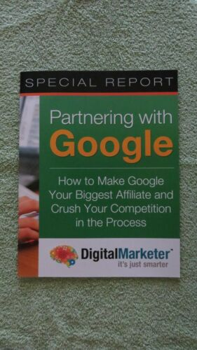 Partnering With Google (How To Make Google Your Biggest Affiliate and...)