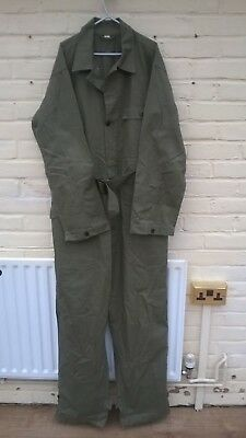 WW2 US ARMY HBT COVERALLS SIZE MEDIUM  for sale  Shipping to South Africa