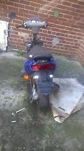 2000 model Yamaha scooter needs fairings Enmore 2042 Marrickville Area Preview