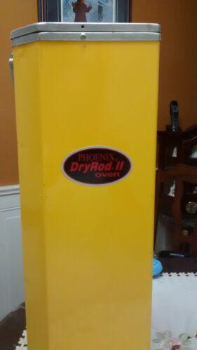 Phoenix dry rod II,PORTABLE WELDING OVEN, TYPE 2, 300 DEG:Voltage: 100-240 VAC