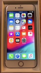 iPhone 7 256gb GOLD AS NEW CONDITION UNLOCKED TAX INVOICE