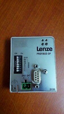 Lenze Profibus-dp Module Type Emf2133ib - Used