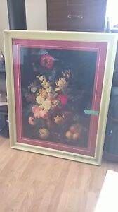very large picture frame