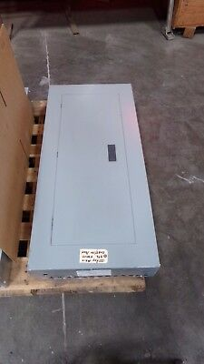 Siemens 250 Amp Panel Board With 100 Amp Main Breaker And 42 Slots With Breakers