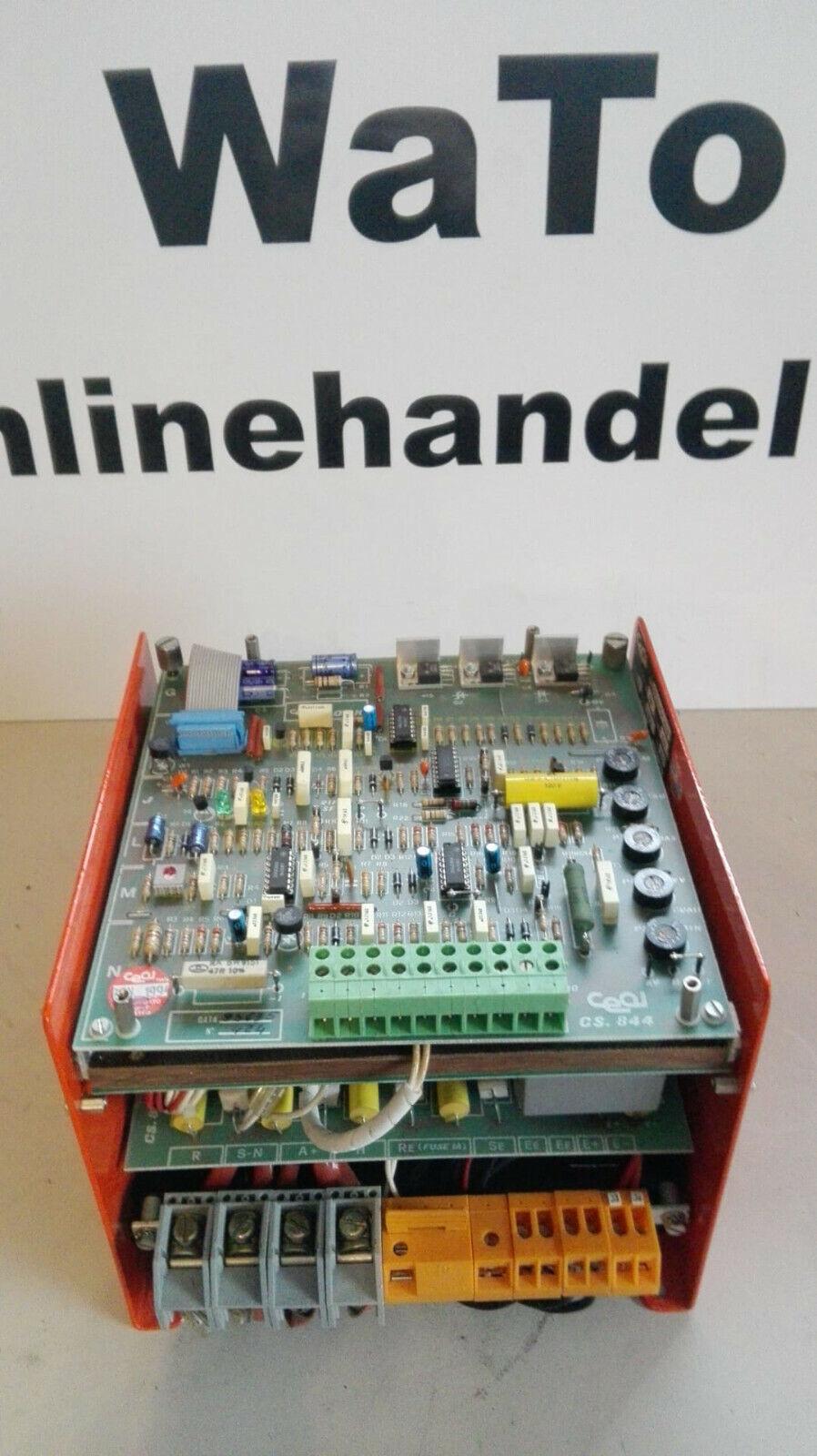 Ceai Stromrichter / Nr: 88340-420 / 25-32 A , 380V / sehr guter Zustand