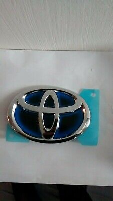 Genuine New TOYOTA HYBRID BADGE For Right Wing Auris 2010-2012 Camry 2010-2011