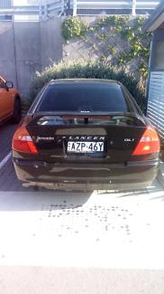 2001 1.5ltr Mitsubishi lancer $1900
