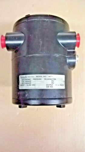 Robertshaw 147-A3 Pressure Transmitter