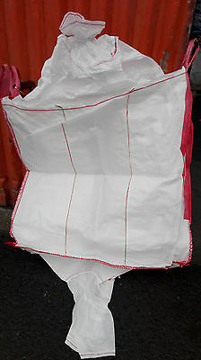5 x BigBag Big Bags FIBC Futter Silo Aufzuchttechnik