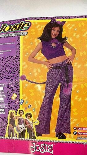 Josie & the Pussycats Halloween Costume Girls Large 12-14