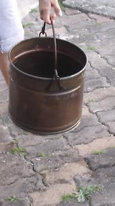Copper round pail bucket Mount Druitt Blacktown Area Preview
