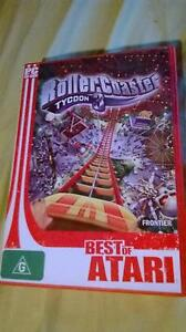 ROLLER COASTER TYCOON 3- 0PC CD GAME Palmwoods Maroochydore Area Preview