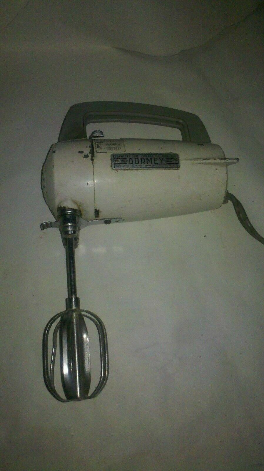 Sbattitore elettrico anni 50 americano Dormey model 7500