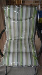 Outdoor chair cushions (6) Yarrawarrah Sutherland Area Preview