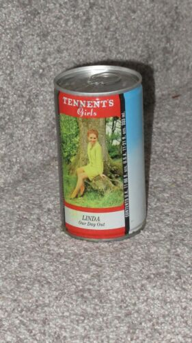 "Tennents ""Linda Our Day Out"" beer can, 333ml"