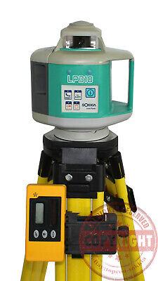 Sokkia Lp310 Self Leveling Rotary Laser Level Transit Topcon Agl Hilti