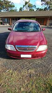 1998 Sedan-Ford Fairmont, 自排,南澳車牌 Rego 09/09/2016 車況良好,省油 $1590 Paringa Renmark Paringa Preview