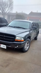Pickup truck dodge Dakota 2001.   205.000 km