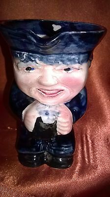 Sailor Toby Jug by Shorter & Son Pottery