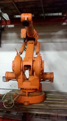 ABB robot S4 IRB1400 welding and material handling for sale  Milwaukee