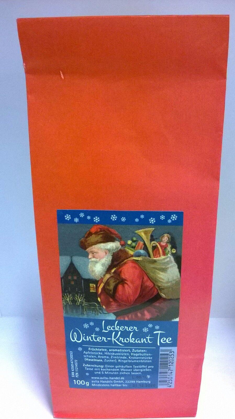 Weihnachtstee verschiedene Sorten Tee Weihnachten Geschenk Rooibostee Früchtetee