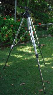 Video camcorder tripod, Manfrotto Professional 117, used
