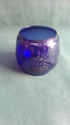 FEUERHAND No. 175  BLUE Glass