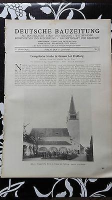 1927 47 Slowakei Pressburg Grünau