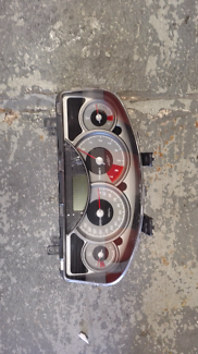 VY SS gauge panel