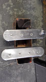 LS aluminium rocker covers