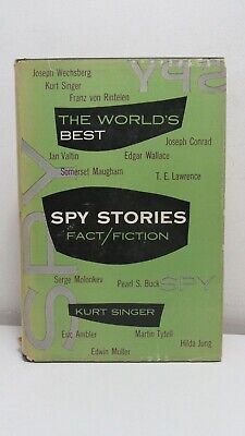 Singer: The World's Best Spy Stories, Fact & Fiction, Funk 1954 w