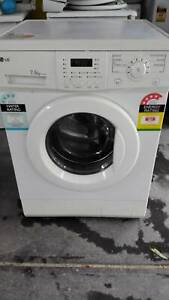 LG WD-1049C Front Load Washer, in excellent condition